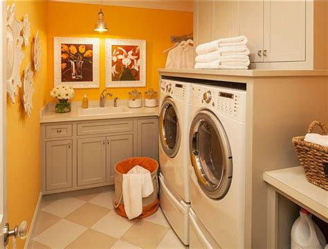 laundry room ideas the wall paint color is benjamin sweet orange 2017 40 the gray