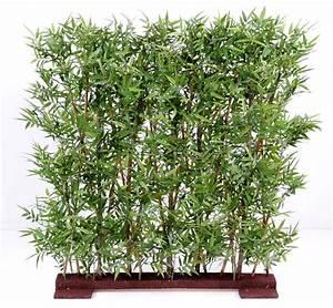 Bambou Pour Haie Brise Vue : bambou oriental haie dense artificiel 322 00 ~ Premium-room.com Idées de Décoration