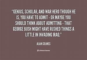 Famous Quotes A... Military Genius Quotes