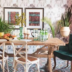 10, Beautiful, Bohemian, Dining, Rooms, We, Love