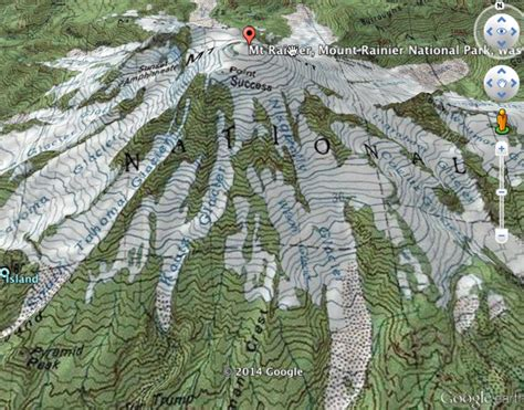 Adding Usgs Topographic Maps To Google Earth Using Arcgis