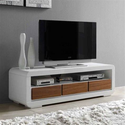 muebles blancos muebles para tv modernos imgkid com the image kid