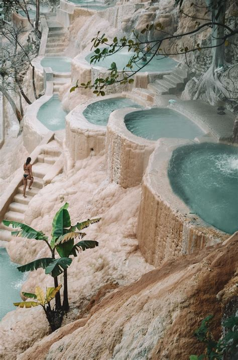 We Found Cliffside Hot Spring Infinity Pools in Mexico ...