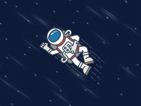 Outer Space Background Images Astronaut Gif Find Share On Giphy