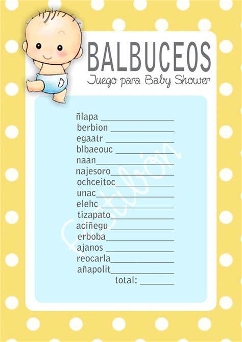 best 25 juegos para baby shower ideas on juegos gratis para baby shower babyshower