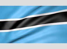 Botswana Animated Flag YouTube
