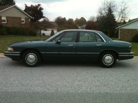 1992 Buick Lesabre For Sale by Find Used 1992 Buick Lesabre 28 140 Runs Great Low