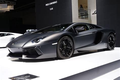 And Lamborghini by Lamborghini Aventador Lp700 4 At The 2011 Frankfurt