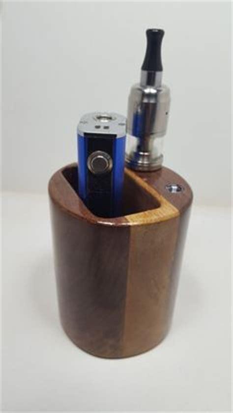 trou cigarette siege auto ecig vape wood stand ec0454 2 mini box mod bottom