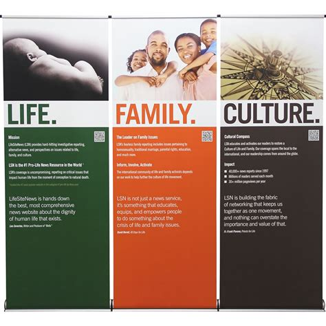 retractable banner template retractable banners techbot customs