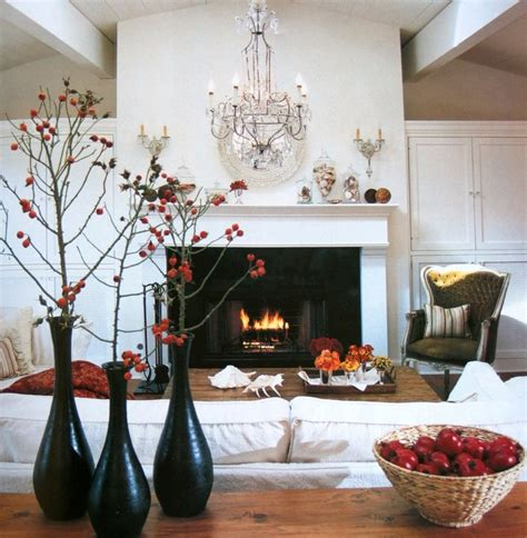 marvelous fall themed interior design ideas