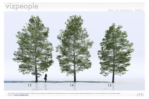 baixar de árvores para 3ds max 2014