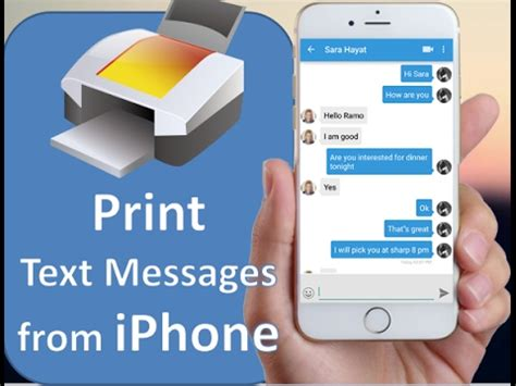 how to print texts from iphone how to print text messages from iphone 7 7 plus 6 6s 6s