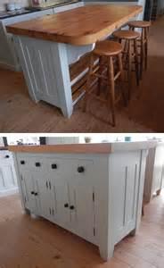 freestanding kitchen island unit handmade solid wood island units freestanding kitchen units willies country kitchens