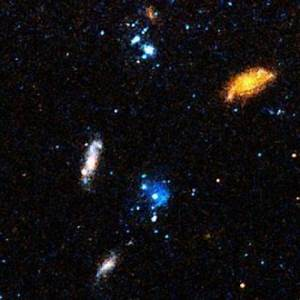 Hubble Finds That 'Blue Blobs' In Space Are Orphaned ...