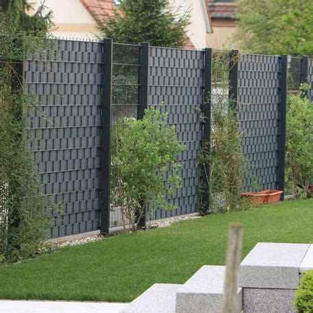 Sichtschutz Garten Draht by Sichtschutz Sencilo Sichtschutzzaun Z 228 Une Drahtwaren