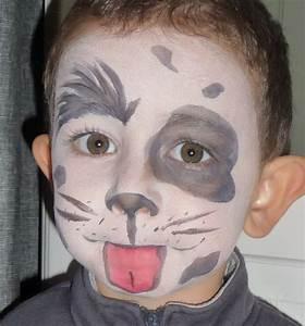Maquillage Enfant Facile : maquillage enfant sucre sandy ~ Melissatoandfro.com Idées de Décoration