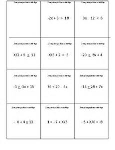 compound inequality worksheet inequality worksheets for 6th graders algebra worksheets and 1 on pinterestsolving inequality