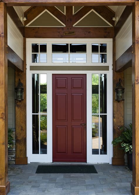 front door system front entrance doors henselstone window and door systems
