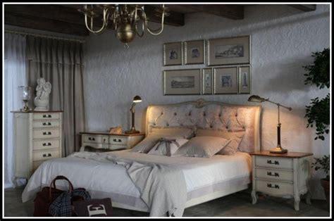 Bett Shabby Chic Weis  Betten  House Und Dekor Galerie