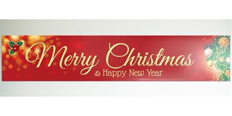 merry christmas  happy  year banner festival