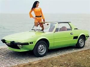 Auto 19 : fiat bertone x1 9 l 39 trange italienne boitier rouge ~ Gottalentnigeria.com Avis de Voitures