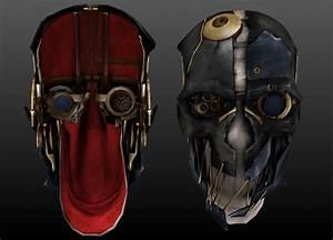 1000+ ideas about Dishonored Mask on Pinterest | Corvo ...