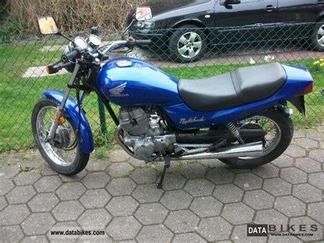 2002 Honda Cb250 Nighthawk