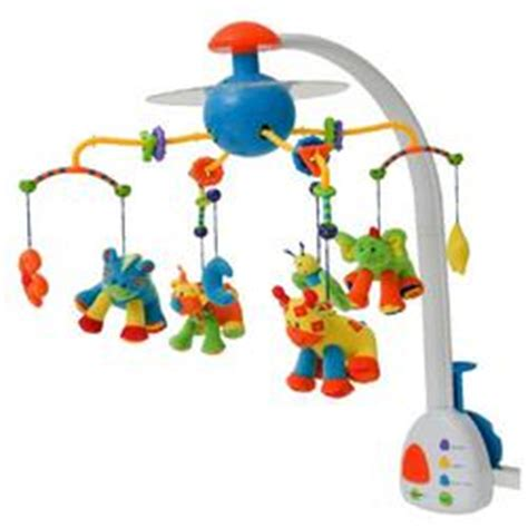 crib mobiles with lights and jollybaby interactive crib mobile w lights remote