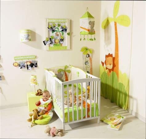 chambre de bébé jungle chambre deco deco chambre jungle bebe