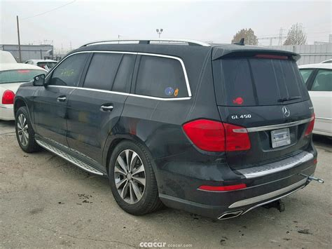 Search over 1,900 listings to find the best local deals. 2014 Mercedes-Benz GL-Class GL 450 4MATIC | Salvage & Damaged Cars for Sale