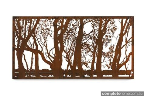 Inspirations Metal Wall Art For Outdoors