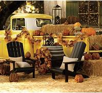 Beyond The Mantel 10 Other Places To Decorate For Fall