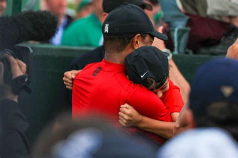 Tiger Woods to play with his son Charlie at next month's ...