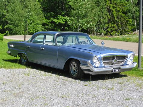 1962 Chrysler New Yorker - Information and photos - MOMENTcar