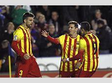 Levante 11 Barcelona An unexpected slip