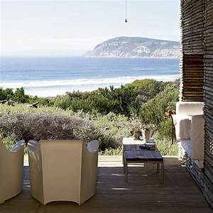 Decordemon, A, Beach, House, In, South, Africa
