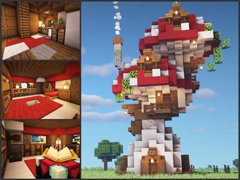 mushroom house minecraft houses cute minecraft houses minecraft cottage