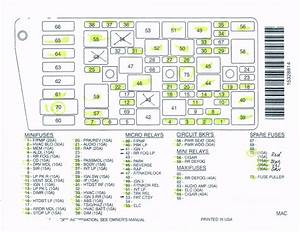 Wiring Diagram  29 2003 Buick Lesabre Fuse Box Diagram
