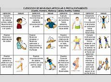 Atletismo CP Enrique de Osso Ejercicios de