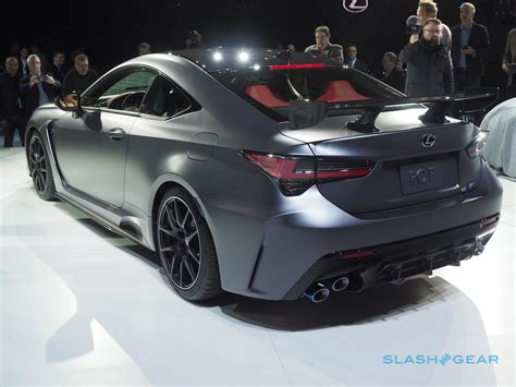 2020 Lexus Rc F Track Edition 0 60 by 2020 Lexus Rc F Track Edition Gives Luxury Coupe Real Bite