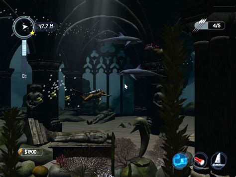 Dive: The Medes Islands Secret iPad, iPhone, Android