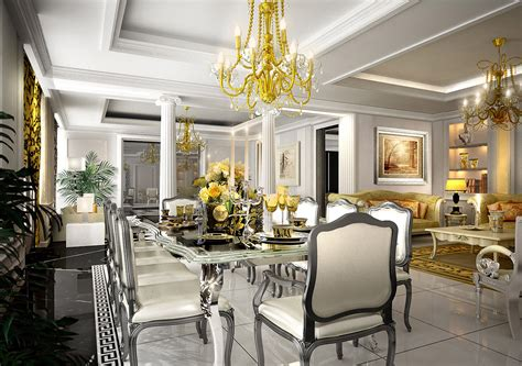 Home Interior : Damac Tower In Beirut With Interiors By Versace Home
