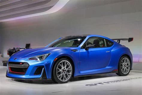 Subaru Hybrid Mid-engine Sports Car