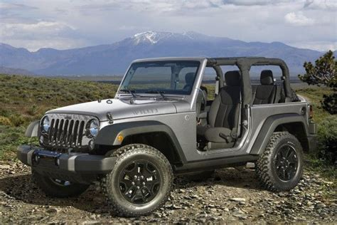 2015 Jeep Ratings by 2015 Jeep Wrangler Review Ratings Specs Prices And