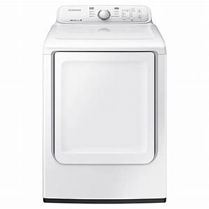 Samsung 7 2 Cu  Ft  Gas Dryer  A2