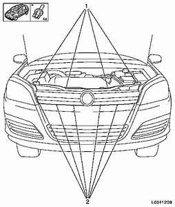 Vauxhall Workshop Manuals  U0026gt  Astra H  U0026gt  A Maintenance  Body