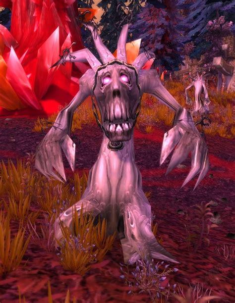 Corrupted Treant Npc World Of Warcraft