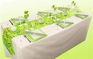 Deco Vert Anis : decoration de noel vert anis ~ Teatrodelosmanantiales.com Idées de Décoration