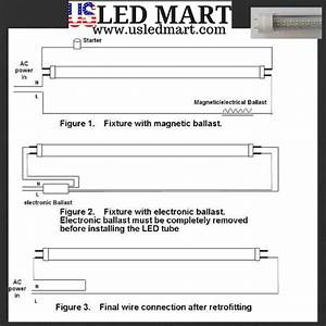 4ft 18w T8 Led Tube Light G13 6500k Fluorescent Replace